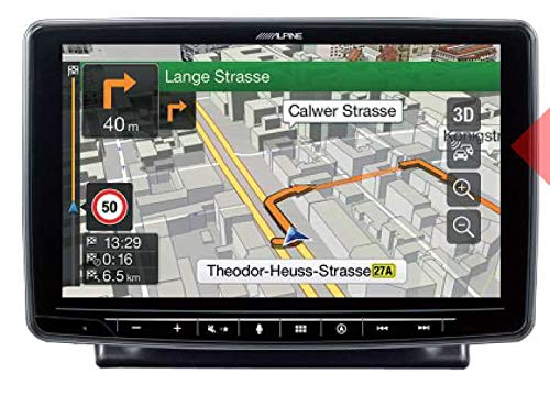 Alpine Style INE-F904S907 - All in One Navigation 9