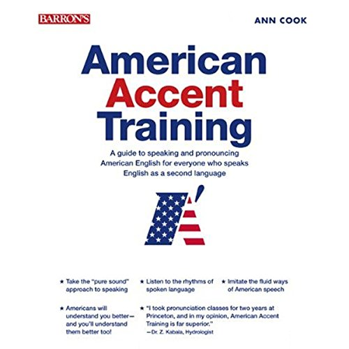 American Accent Training audiobook cover art