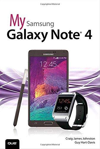 My Samsung Galaxy Note 4