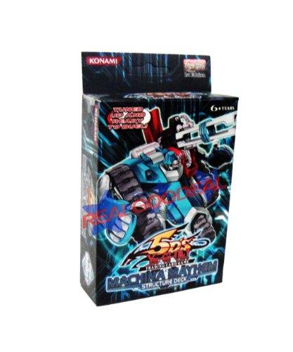 Yu-Gi-Oh Cards 5D's - Structure Deck - MACHINA MAYHEM