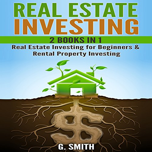 Real Estate Investing, 2 Books in 1 cover art