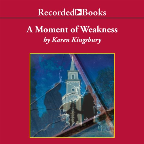 A Moment of Weakness audiobook cover art