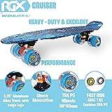 Zoom IMG-2 wellife skateboard mini cruiser serie