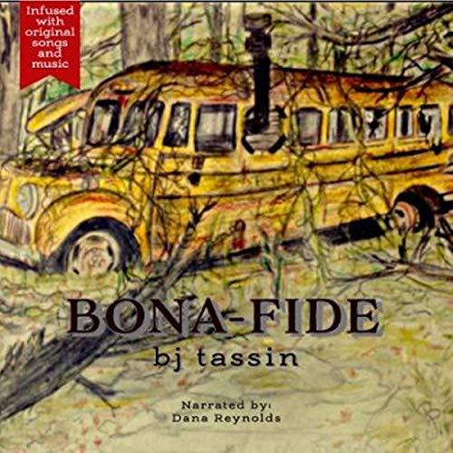 Bona-Fide audiobook cover art