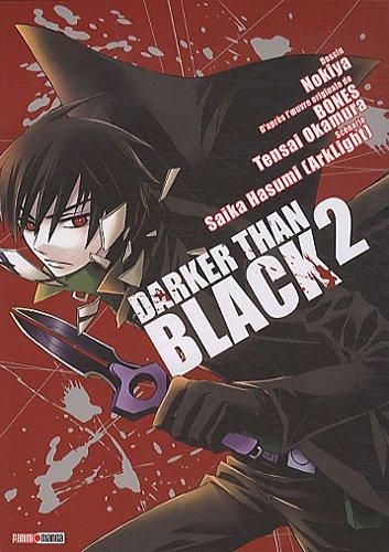Darker than black T02