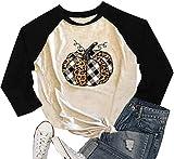 Best Pumpkin Navigations - Fall Pumpkin T Shirt Plaid Leopard Pumpkin Graphic Review