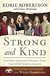 10 Great Books for Christian Parents - Strong and Kind by Korie Robertson