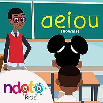 AEIOU (Vowels)