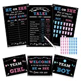 Senfaro Baby Gender Reveal Party Supplies...