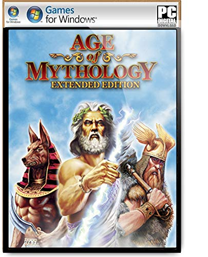 EPC Games - AOM Extended Edition (Digital Download) No DVD/CD (No Online Multiplayer) - Single Player Mode (PC).