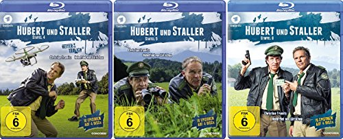 Staffel 4-6 [Blu-ray]