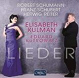 Elisabeth Kulman, Canta Lieder
