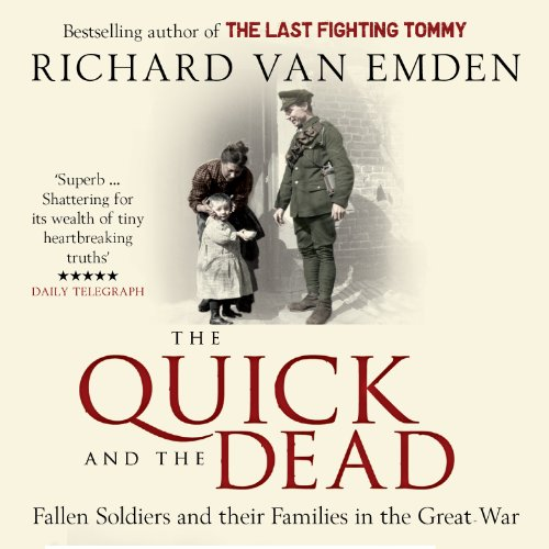 Couverture de The Quick and the Dead