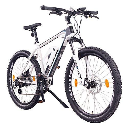 Bicicleta eléctrica NCM Prague