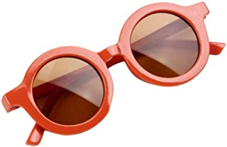 Occhiali da sole retrò Occhiali da sole polarizzati per bambini Protezione UV Occhiali per bambini Occhiali da sole con le...