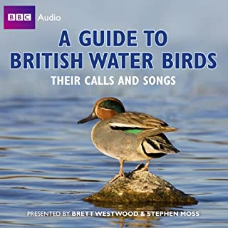 A Guide to British Water Birds     Their Calls and Songs              By:                                                                                                                                 Stephen Moss                               Narrated by:                                                                                                                                 Brett Westwood,                                                                                        Stephen Moss,                                                                                        Chris Watson                      Length: 1 hr and 4 mins     11 ratings     Overall 4.7
