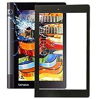 携帯電話アクセサリー Lenovo YOGAタブレット3 8.0 WiFi YT3-850F(黒)のためのタッチスクリーンの交換 (色 : Black)