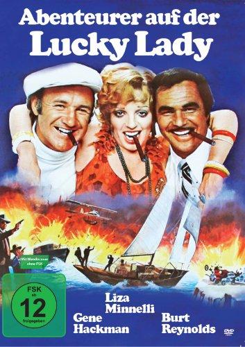 Abenteurer (Abenteuer) auf der Lucky Lady - Gene Hackmann, Liza Minnelli, Burt Reynolds