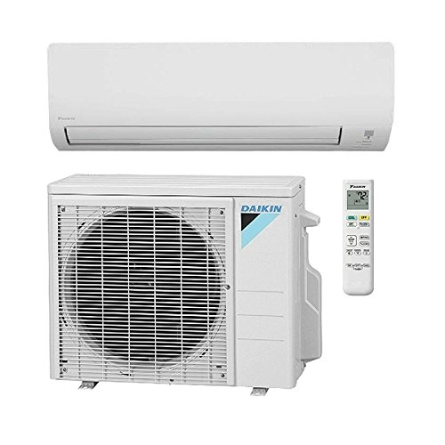Daikin 12,000 Btu 15 Seer Single Zone Ductless Mini Split Heat Pump System (AC and Heat)