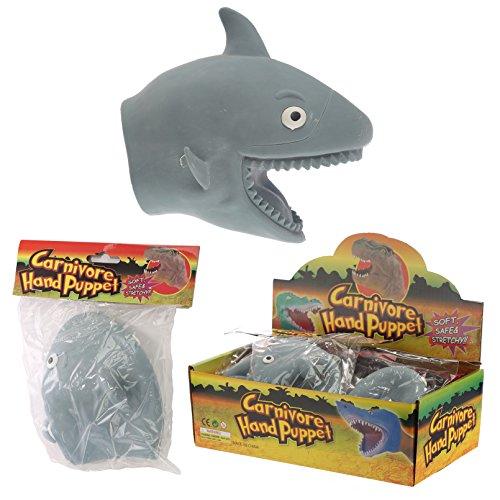 Putr Fun Kids - Marioneta de mano de tiburón