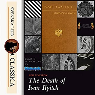 The Death of Ivan Ilyitch audiobook cover art