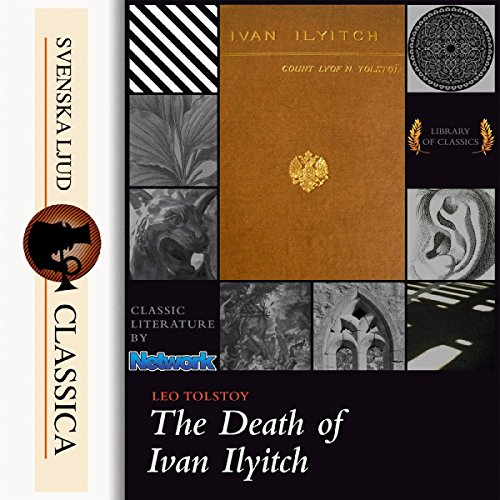 The Death of Ivan Ilyitch cover art