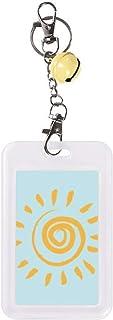 Sun Sunshine - Funda para Tarjeta de crédito, diseño de Cascabel Amarilla