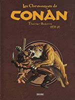 Les Chroniques de Conan, Tome 1 : 1978 de Roy Thomas