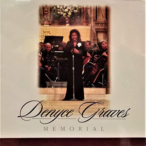 Memorial [Audio CD] Denyce Graves; Robert Chaufow; Joyce Hammann. Olivia Koppell, viola.; Jesse Levy and David Perry
