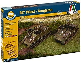 1/72 M7 Priest 105mm/Kangaroo 2/pcs