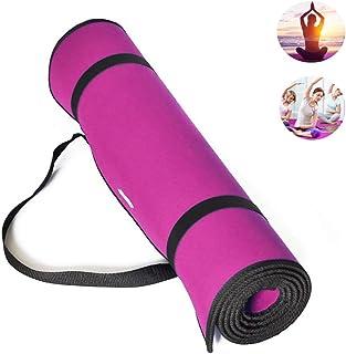 Popular Yoga Towel! All-in-1 Sports & Hot Yoga Towel - 100% Microfiber, Super Absorbant, Non Slip, Light, Quick-Dry - No Slipping in Bikram Yoga! #1 for Pilates, Gym, Fitness, Travel & Hiking