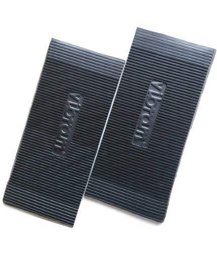 Vibram(ビブラム) 8338 シート (426(厚さ7㎜×縦32㎝×横13㎝), ブラック)