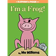I'm a Frog! (An Elephant and Piggie Book) (An Elephant and Piggie Book, 20)