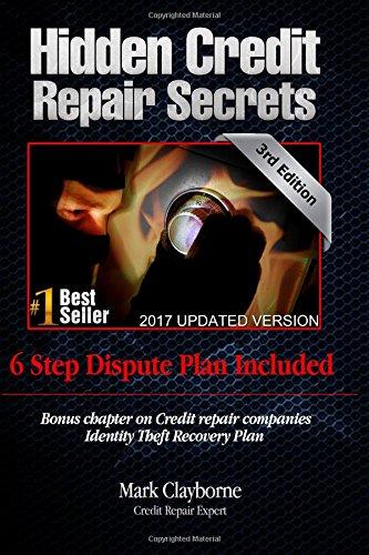 Hidden Credit Repair Secrets: How I Bounced Back from Bankruptcy