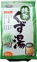 美味しい 抹茶くず湯16g×6袋