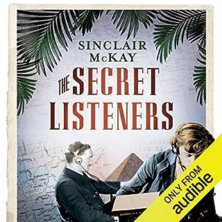 The Secret Listeners audiobook cover art