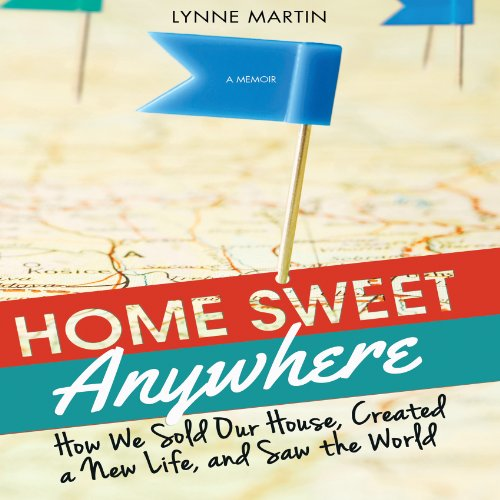 Home Sweet Anywhere audiobook cover art