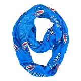 NBA Oklahoma City Thunder Sheer Infinity Scarf