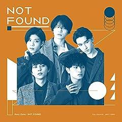 NOT FOUND(初回限定盤B)(DVD付)