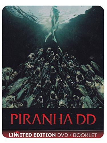 Piranha DD(steelbook) (limited edition)