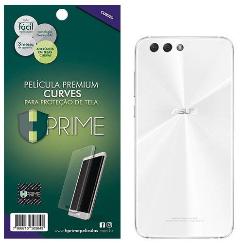 """Película para Zenfone 4 ZE554KL (5.5 Pol), HPRIME Curves - VERSO (Blindada) [Silicone][Traseira], Asus Zenfone 4-5.5"""" (ZE554KL)"""
