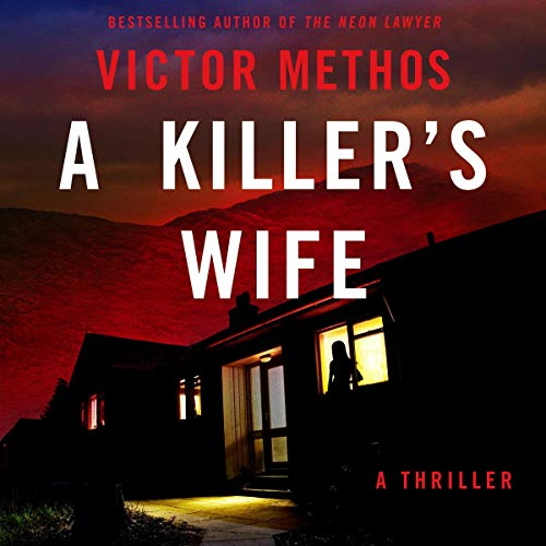 A Killer's Wife audiobook cover art