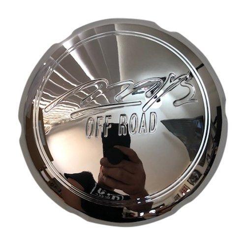 MB Offroad Wheels C-JD-04 81923 Chrome Wheel Center Cap