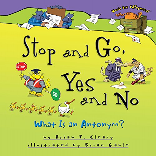 Stop and Go, Yes and No copertina