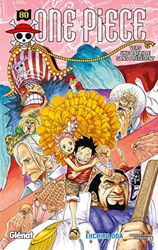 One Piece - Édition originale - Tome 80: Vers une bataille sans précédent: vers une bataille sans precedent (Shônen)