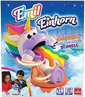 Emil Einhorn: Spieldauer +/- 15 Minuten, Für 2-4 Spieler