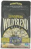 Lundberg Family Farms - Wild Blend Rice, Pantry Staple, Great for Cooking, Versatile, Rich Color, Full-Bodied Flavor, Whole Grain, Non-GMO, Gluten-Free, Vegan, Kosher (16 oz)