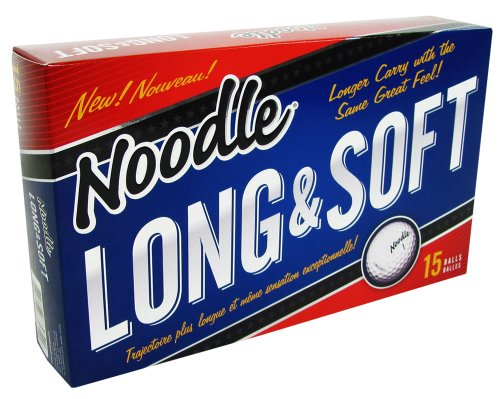 TaylorMade Noodle Long & Soft Golf Ball