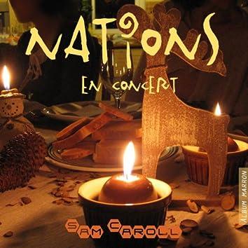 Nations en concert (Album marron)