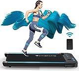 CITYSPORTS Cinta de Correr con Motor eléctrico de 440 W Altavoces Bluetooth Integrados Pantalla LCD de Velocidad Ajustable para el hogar y la Oficina